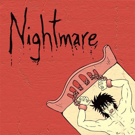 illustration: nightmares illustration