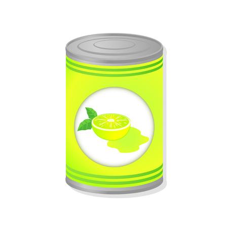 preserved: lemon in preserved can