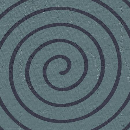 eyestrain: spiral background