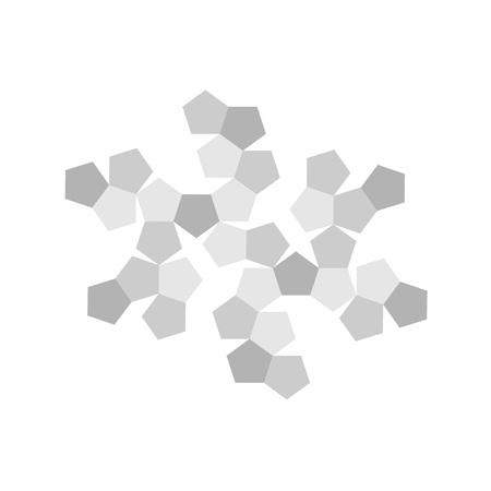 forme: Forme abstraite illustration