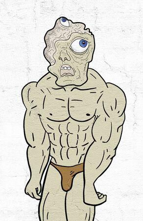 mutant: strong mutant