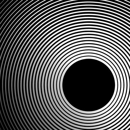 블랙홀 배경