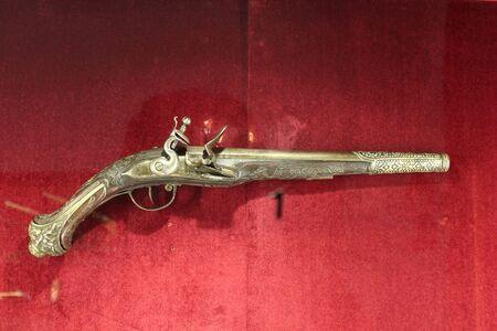 Western gun photo Reklamní fotografie