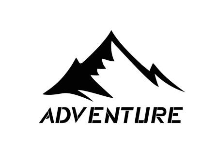mountaintop: Mountain peak symbol