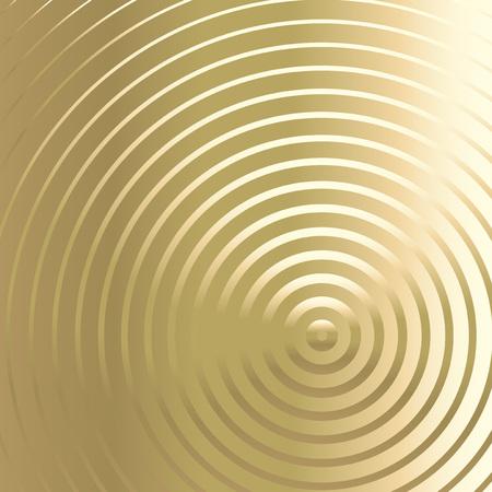 Geometric circles background