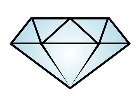 gemstone: diamond symbol