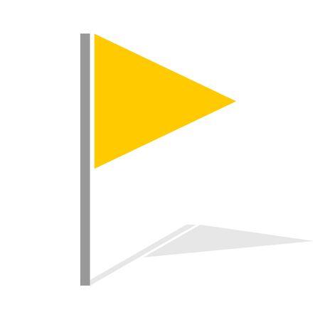 flag icon Ilustração