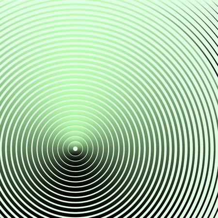 imaginative cone figure background