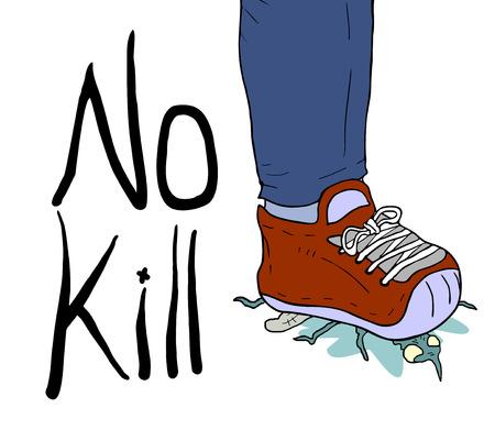 no kill message