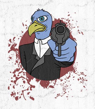 criminal: bird criminal