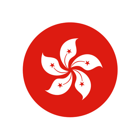 Hong Kong symbol Illustration