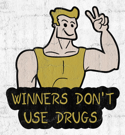 sobredosis: No use drogas
