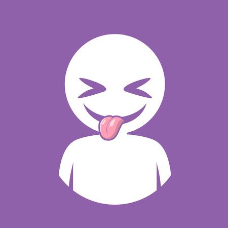 joking: joking face icon
