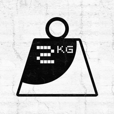 weight symbol