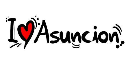 Asuncion love message