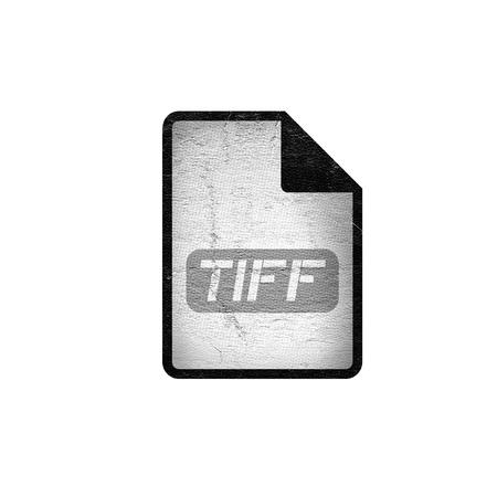 Computer tiff file icon