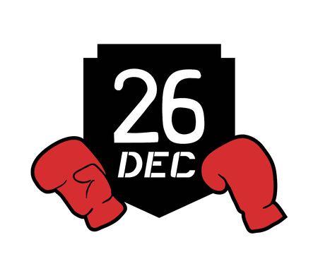 Boxing day symbol.