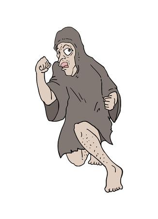 漫画キャラクターイラスト
