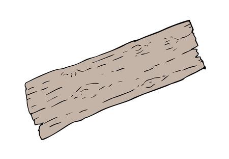 Oud stuk hout. Stockfoto - 91141742