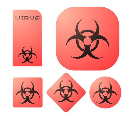 Virus symbols