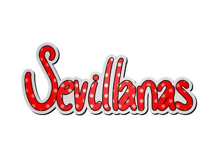 Sevillanas symbool