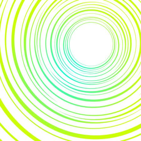 circle art background Ilustração