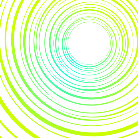 circle art background Illustration