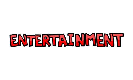 Entertainment symbol design