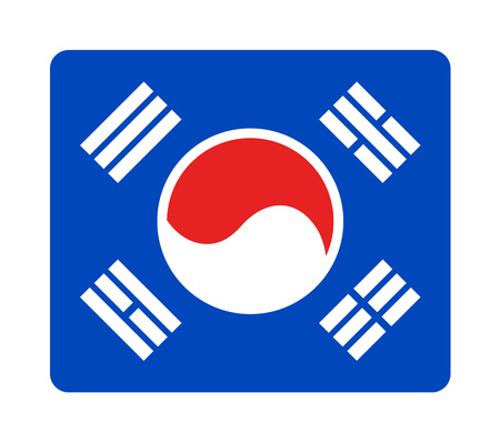 Design of Korea symbol 矢量图像