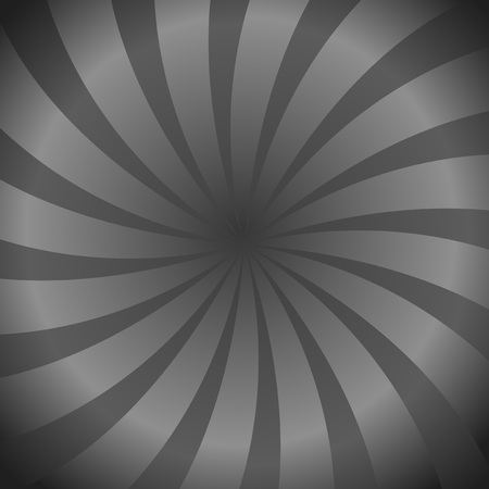 Black and white imaginative spiral background. Stock Vector - 100181493