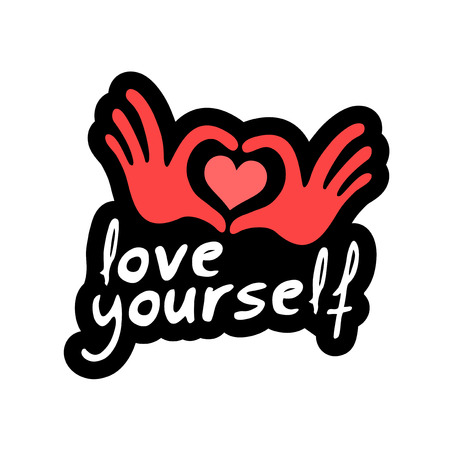 love yourself message