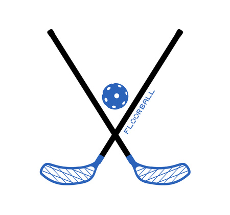 Floorball sport design