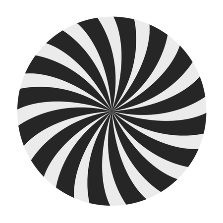 Imaginative spiral background Stock Vector - 100750024