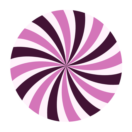 imaginative spiral background Stock Vector - 102630649