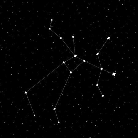 Sagittarius constellation symbol