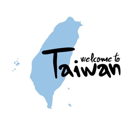 welcome to Taiwan symbol