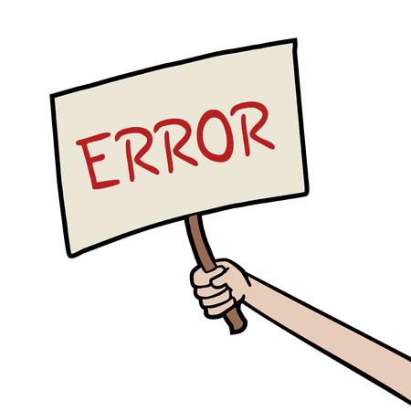 error message design