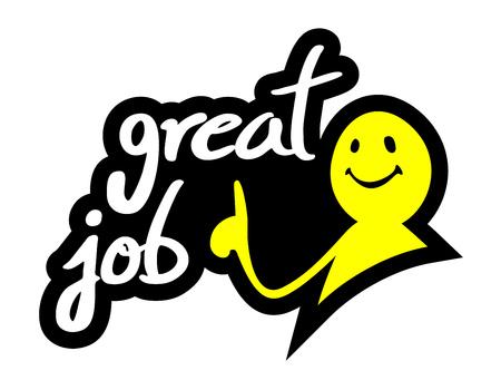tolle Jobbotschaft