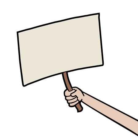 blank message design Stock Illustratie