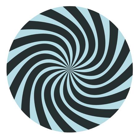imaginative spiral background Stock Vector - 103363630
