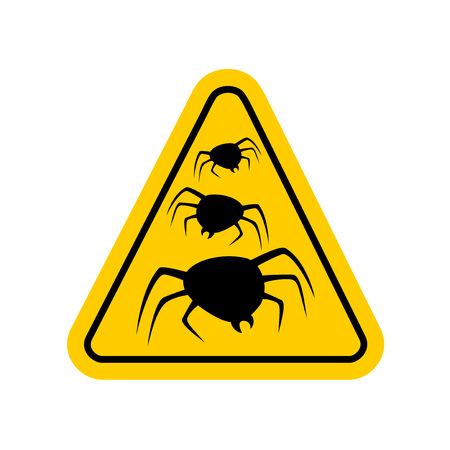 ticks plague sign