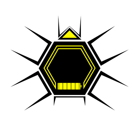 drone insect icon