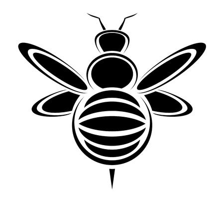 nice wasp icon Stock fotó - 104900419