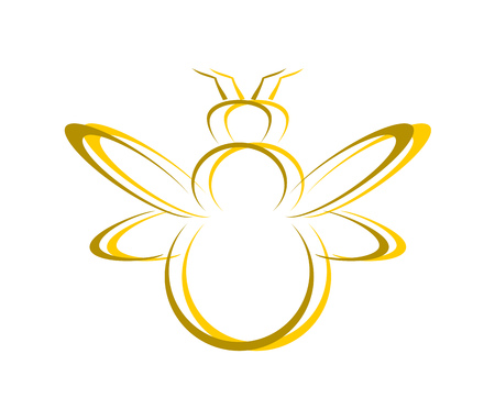bumblebee insect icon