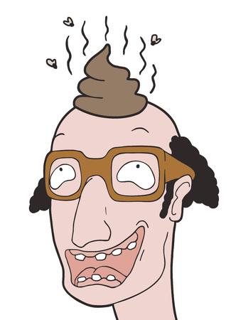 joking face illustration