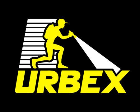 Urbex icon design 矢量图片