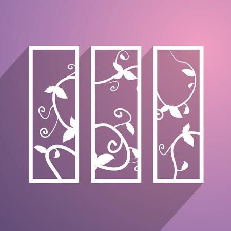 floral decorative element