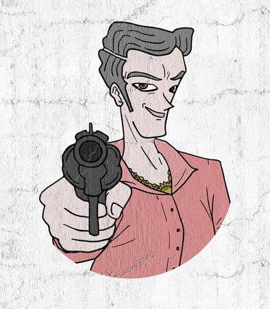 criminal draw