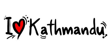 Karaj city of Nepal love message