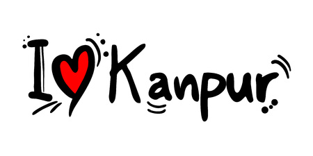 Kanpur city of India love message